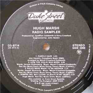 Hugh Marsh - Radio Sampler download